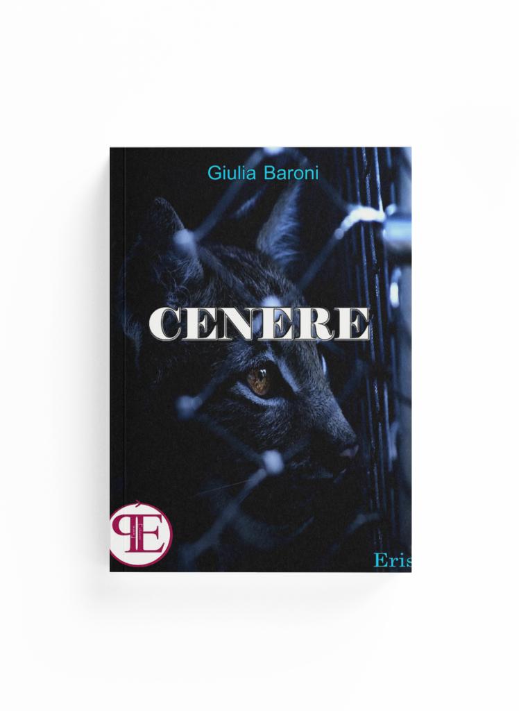 Book Cover: Cenere (Giulia Baroni)