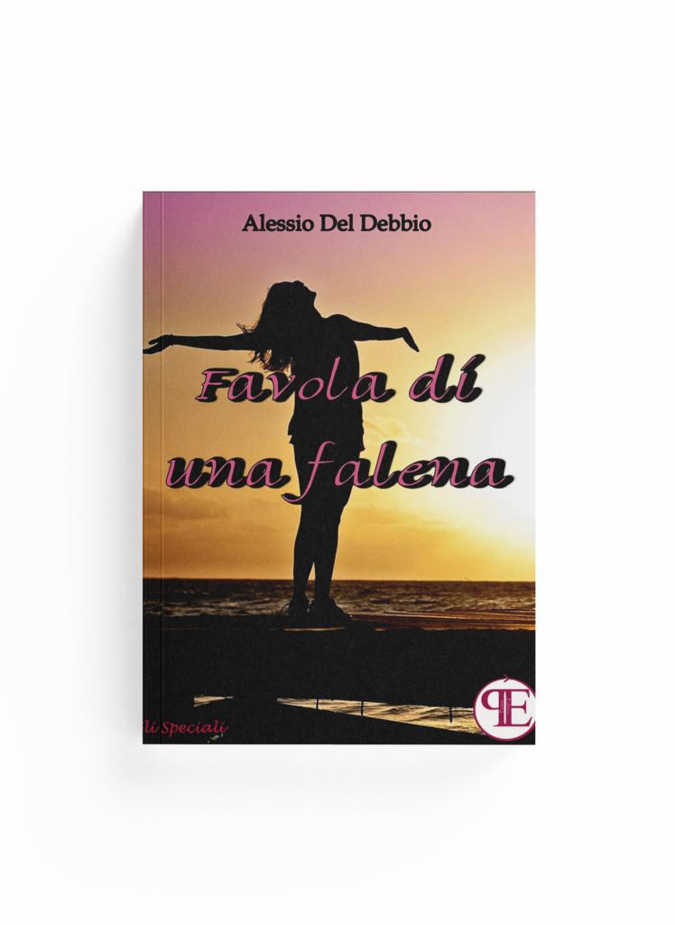 Book Cover: Favola di una falena (Alessio Del Debbio)