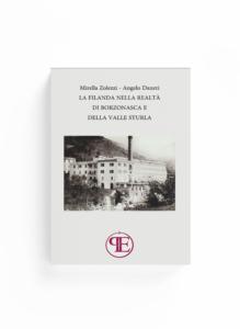 Book Cover: La Filanda nella realtà di Borzonasca e della Valle Sturla (Mirella Zolezzi - Angelo Daneri)