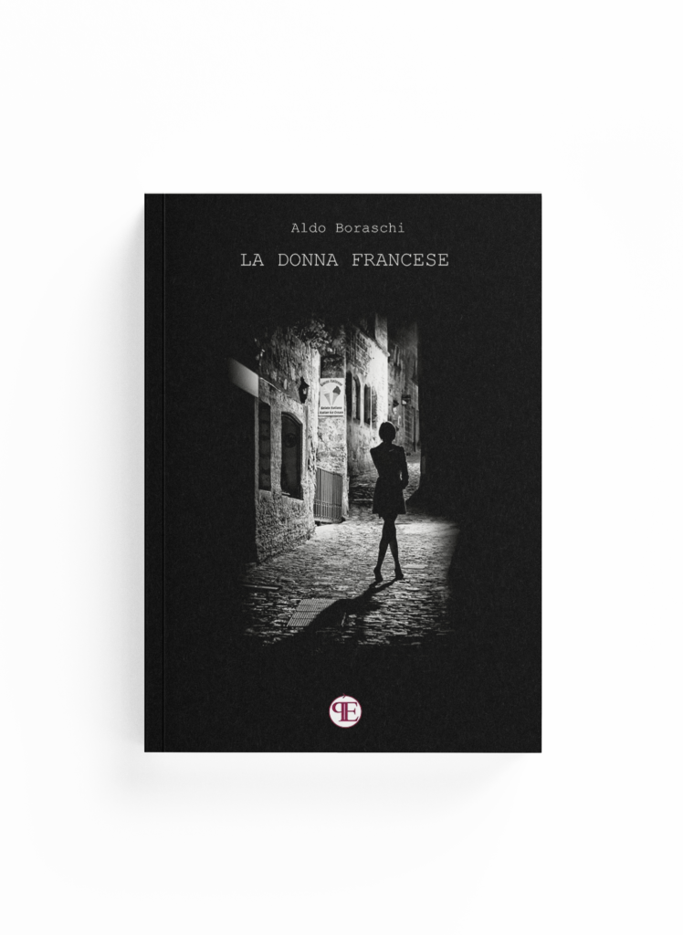 Book Cover: La Donna Francese (Aldo Boraschi)