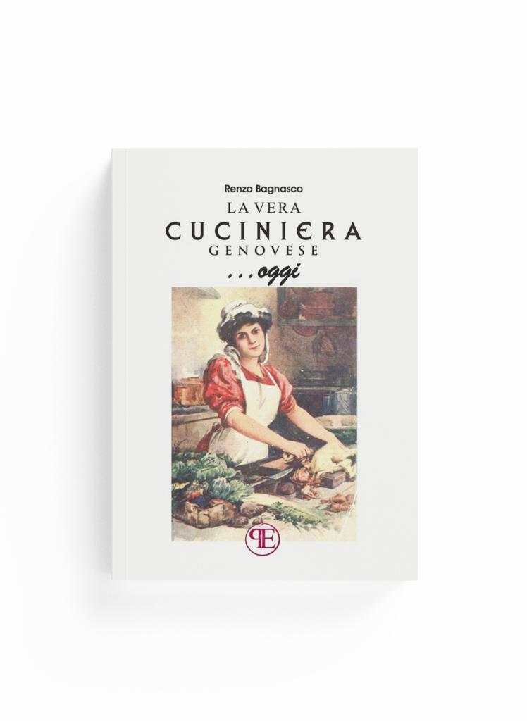 Book Cover: La vera cuciniera genovese... oggi (Renzo Bagnasco)