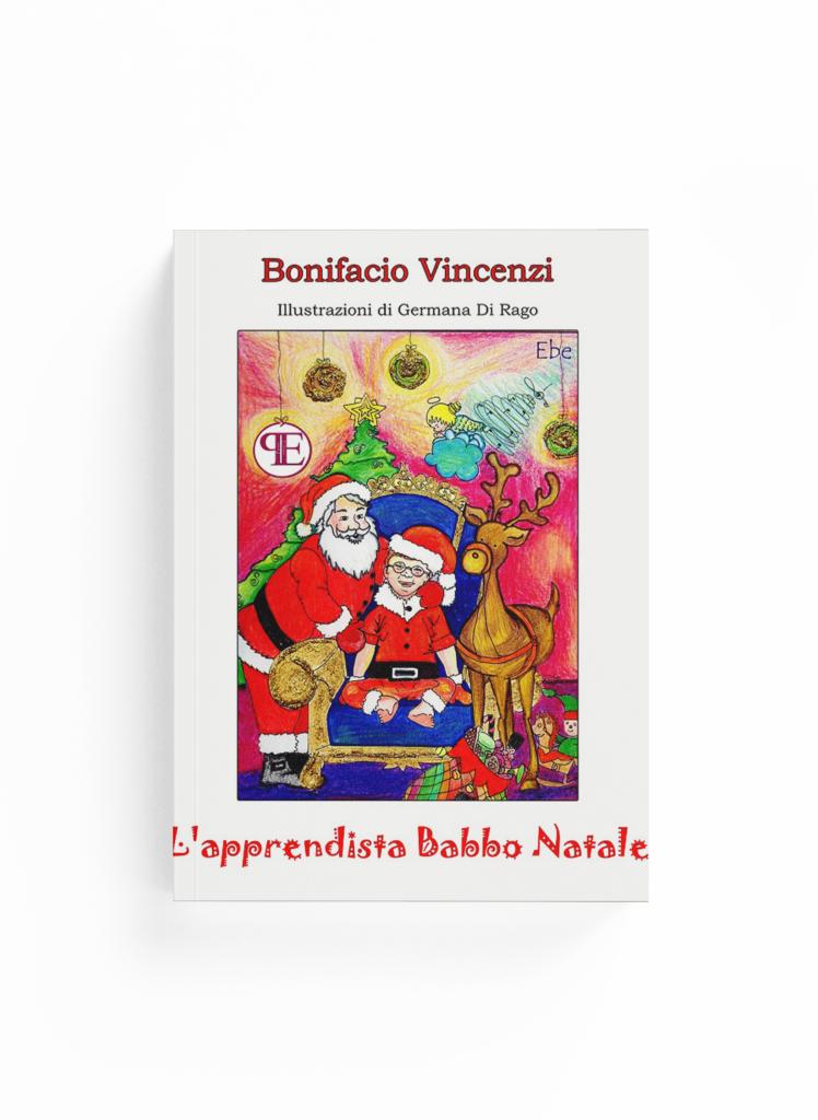 Book Cover: L'apprendista Babbo Natale - Bonifacio Vincenzi