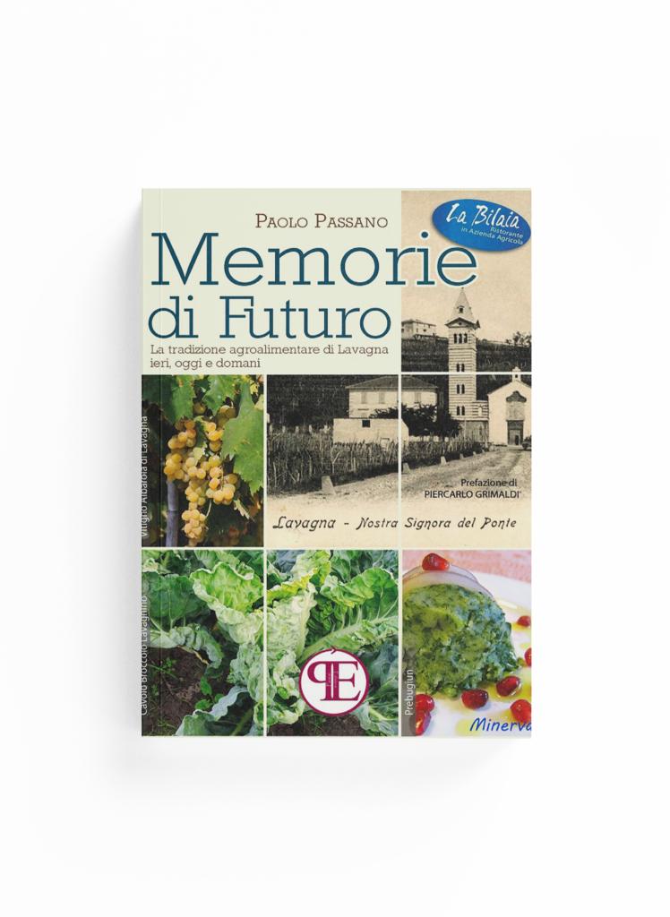 Book Cover: Memorie di futuro (Paolo Passano)