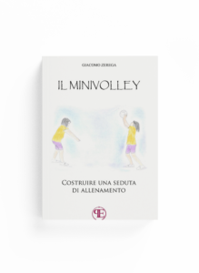 Book Cover: Il minivolley (Giacomo Zerega)