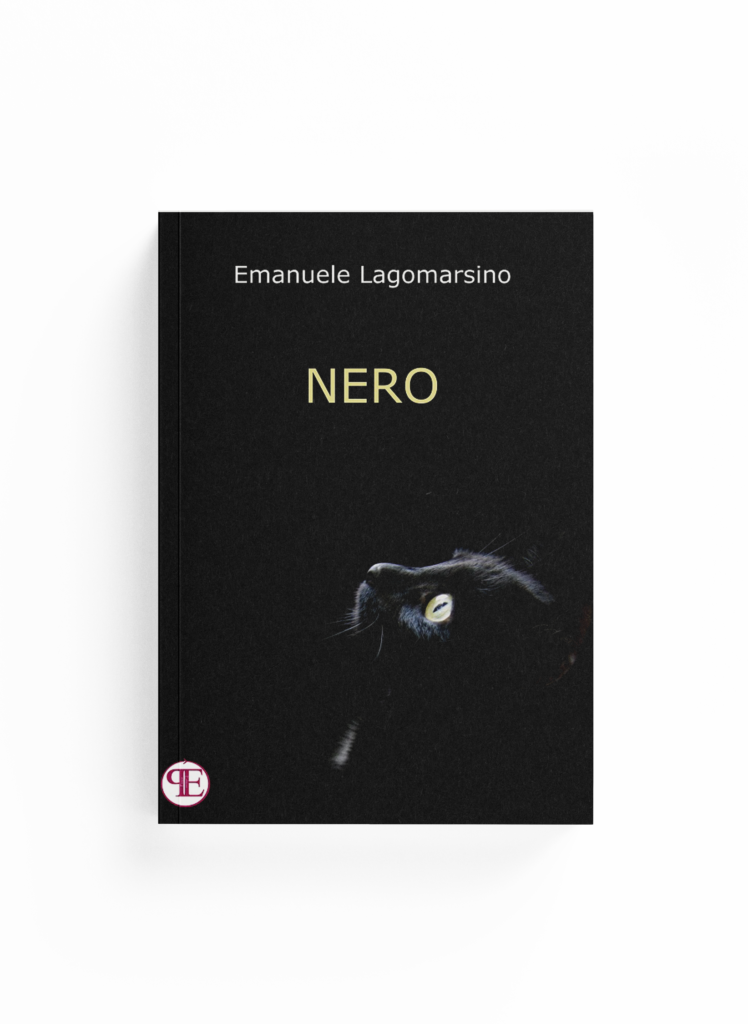 Book Cover: Nero (Emanuele Lagomarsino)