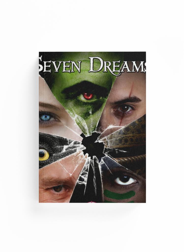 Book Cover: Seven Dreams (Giovanni Magliulo)
